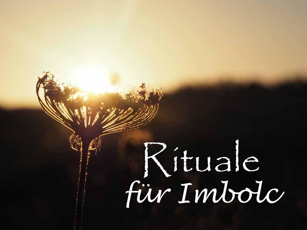 Rituale zu Imbolc, Schamanisch