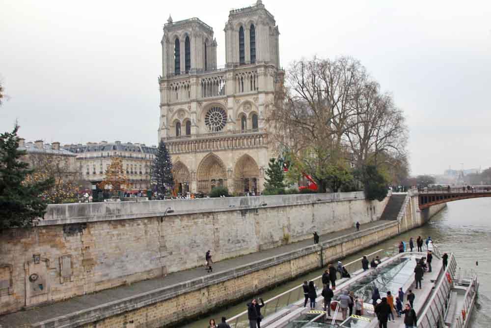 Notre Dame, was bedeutet der Brand energetisch