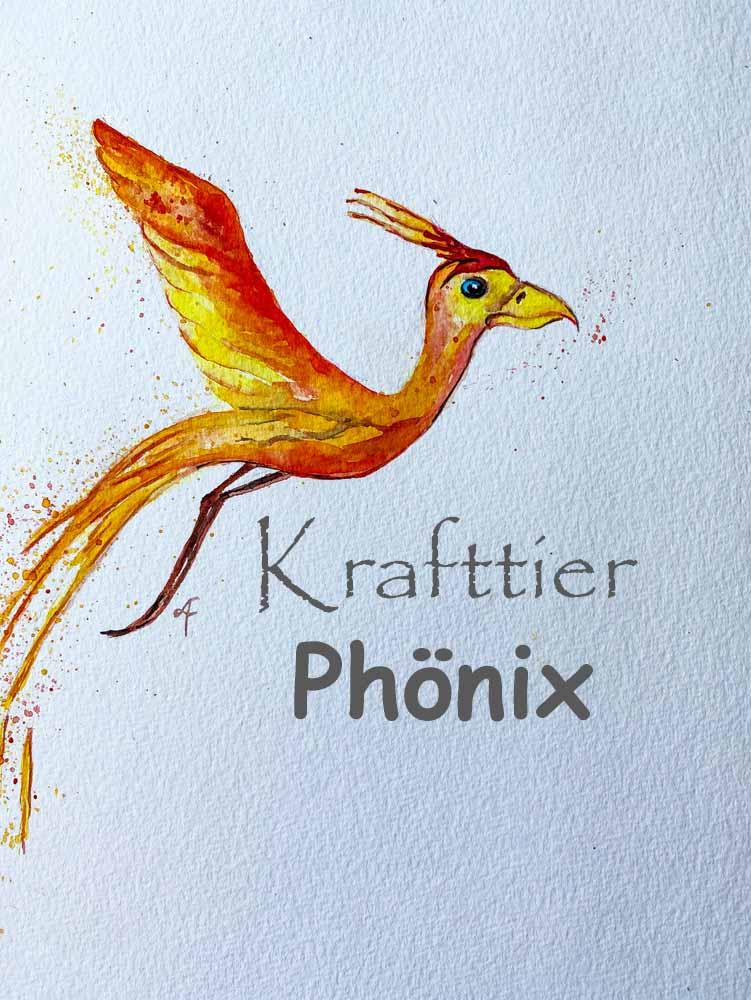 Krafttier Phönix